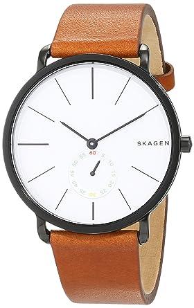 Skagen Hagen - Reloj para hombre, de pulsera, SKW6216: Amazon.es: Relojes