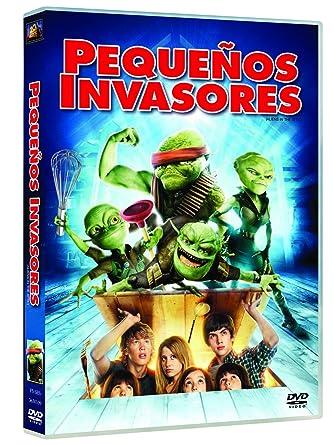 Pequeños Invasores [DVD]: Amazon.es: Kevin Nealon, Robert ...