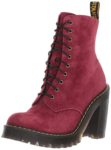 7f97933a413 Dr. Martens Women s Kendra Wine Fashion Boot 9 Medium UK (11 ...