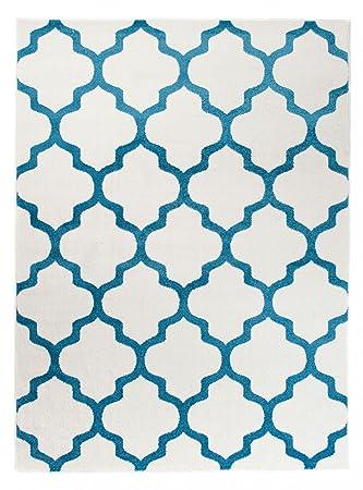 Orientalisches Marokkanisches Teppich Dichter Und Dicker Flor