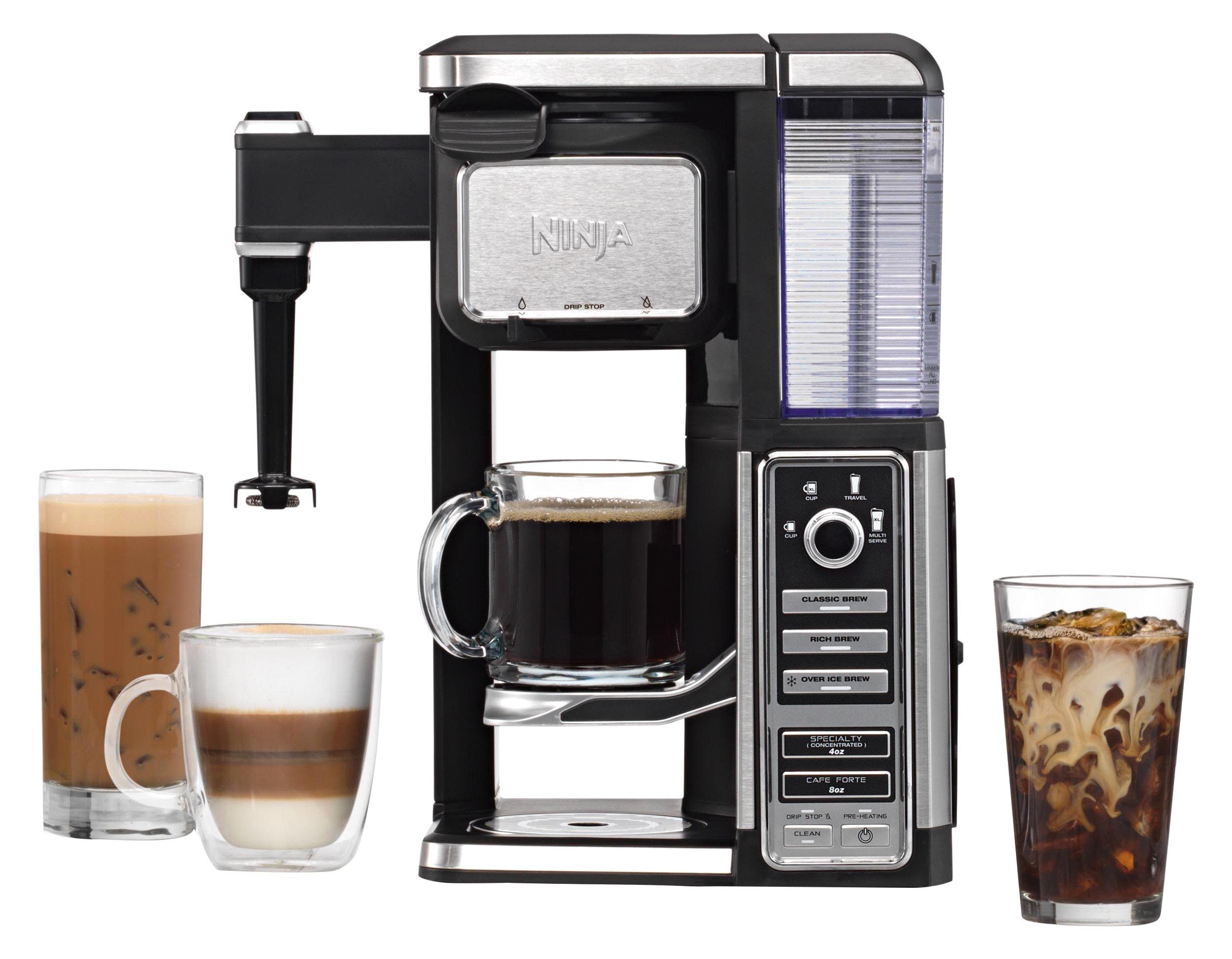 Ninja Coffee Bar Single-Serve System (CF110)