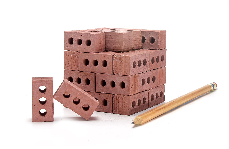 Mini Red Bricks Mini Materials