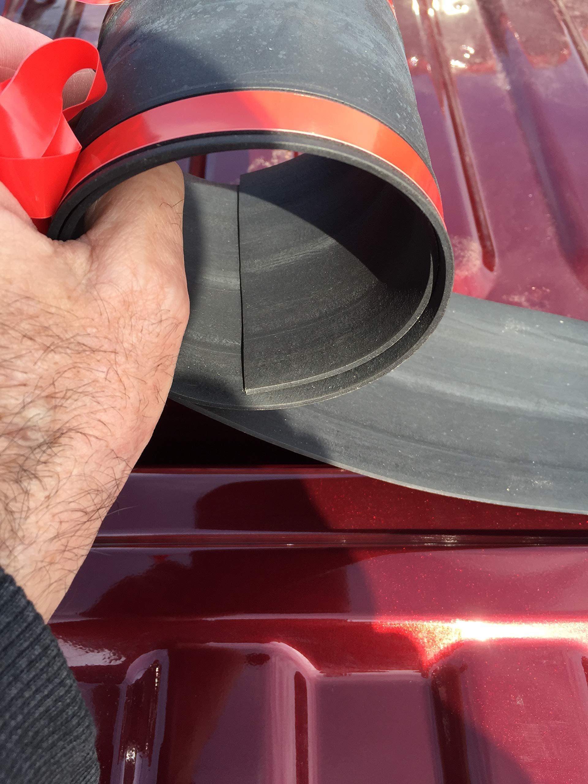 ESI ROK BLOCK Tailgate Gap Cover 4.25 width