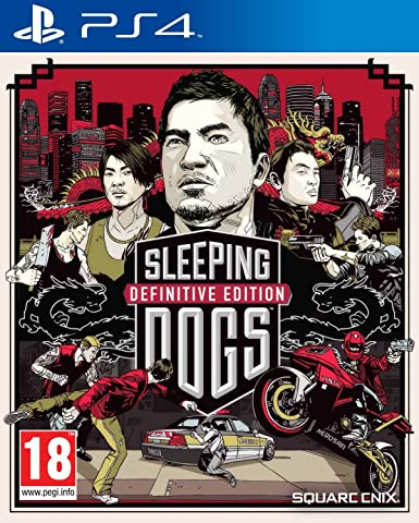 Buy Sleeping Dogs - Definitive Edition Online at Low Prices in India