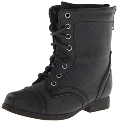 d2cfd8d79a3 Steve Madden Tcablee Lace-Up Boot (Toddler/Little Kid)