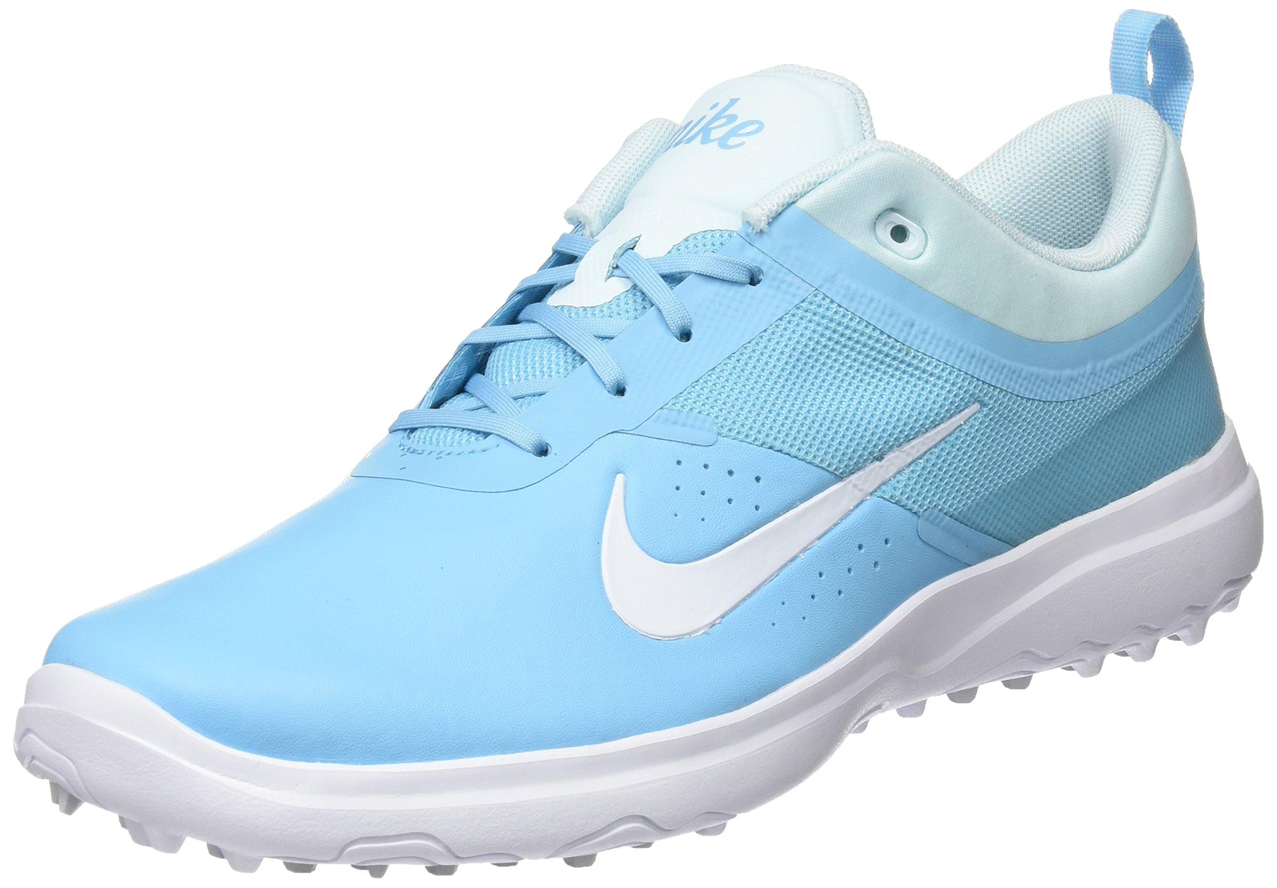 Nike New Womens Golf Shoe Akamai Medium 7 Blue 818732
