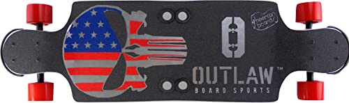 Beercan Boards Hard Cider 35 Punisher Aluminum Skateboard