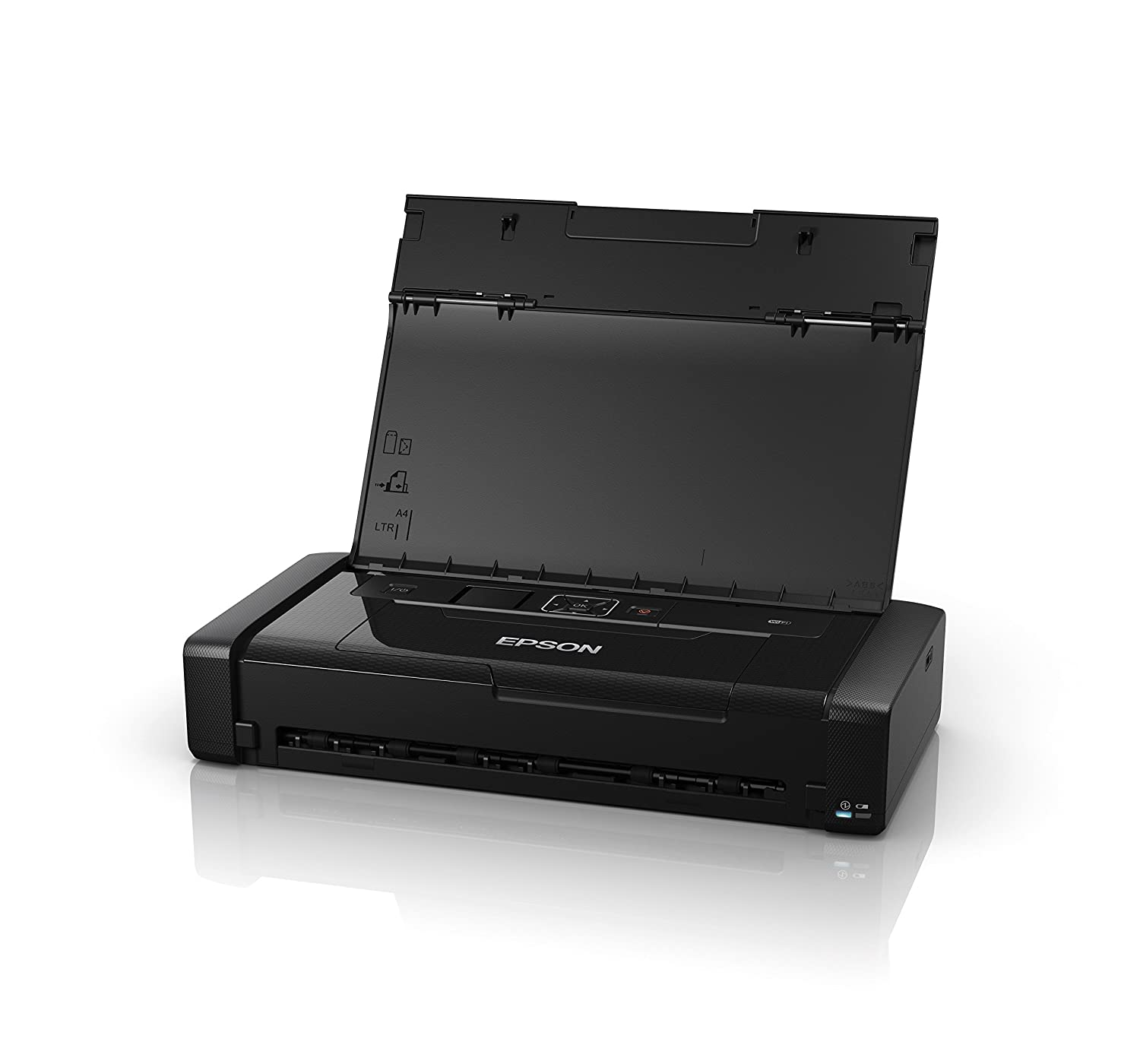 Epson WF100W, Impresora Color, Wifi, USB, 309‎ x 154 x 61 mm ...