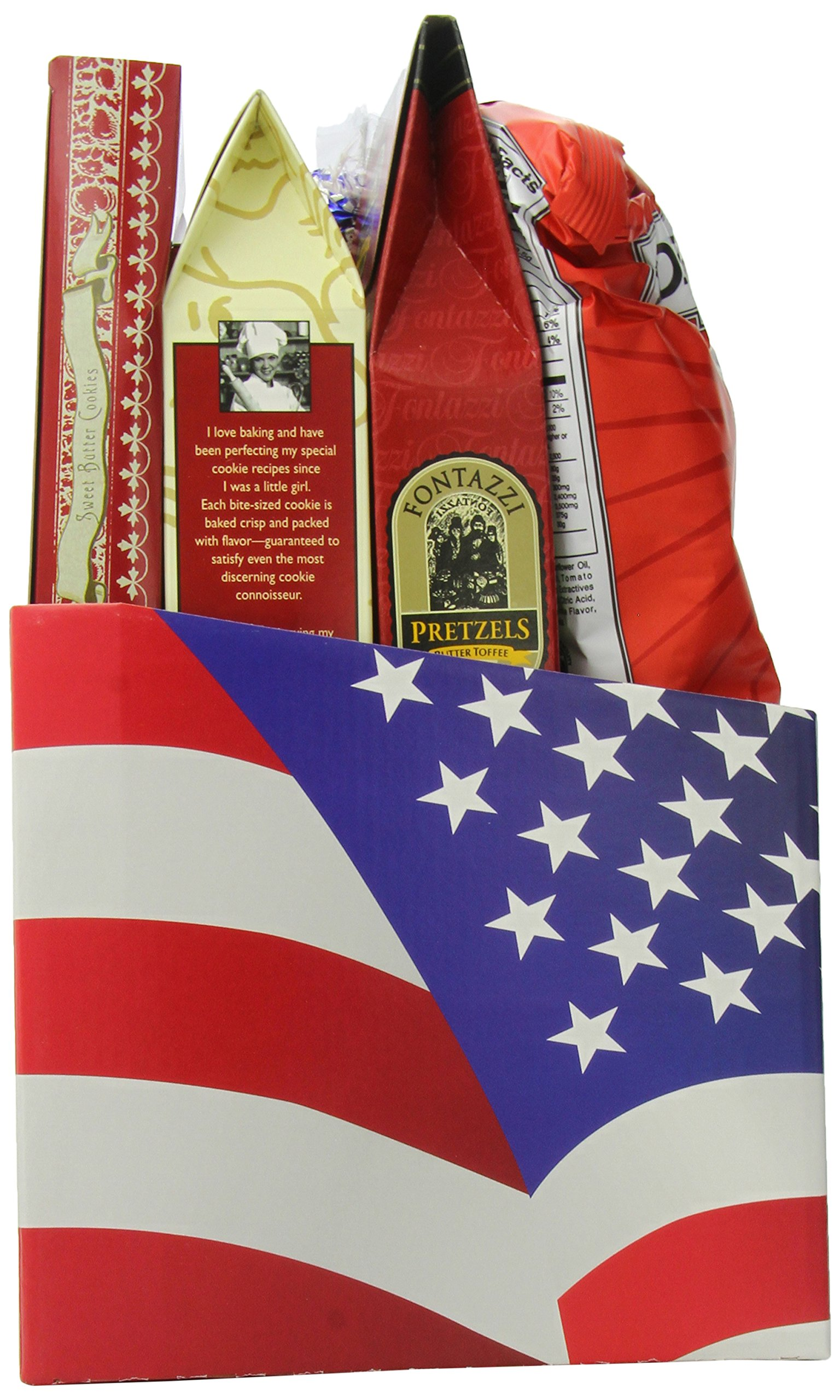 GreatArrivals Gift Baskets Enduring Freedom, Welcome Home Solider or Patriotic by GreatArrivals Gift Baskets (Image #5)