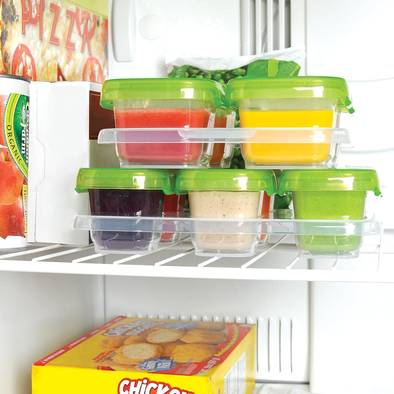 amazoncom oxo tot 12piece baby blocks set baby food storage containers baby