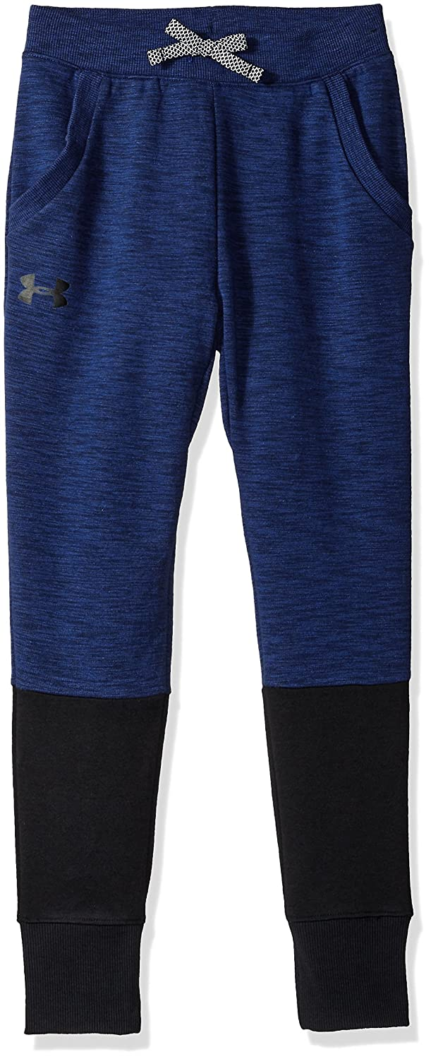 Under Armour Boys' Unstoppable Double Knit Jogger Trousers 1318238