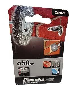 Uso en mamposter/ía. Cepillo plano /ø 50x10 mm Black+Decker X36020-XJ
