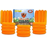 Mosquito Guard Kids Repellent Bands/Bracelets (20 Individually Packed Bands) Made with Natural Plant Based Ingredients - Citr