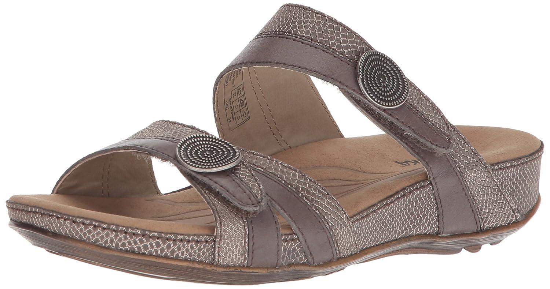 Romika Women's Fidschi 22 Dress Sandal B074G84Y1B 42 M EU (11-11.5 US) Taupe
