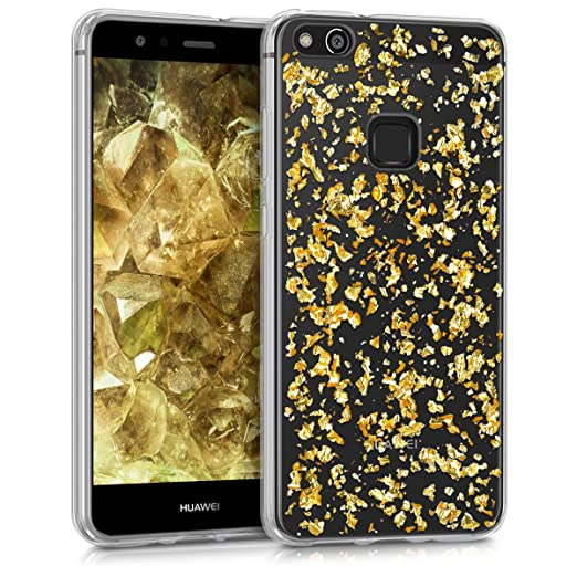 9 opinioni per kwmobile Cover per Huawei P10 Lite- Custodia in silicone TPU- Back case