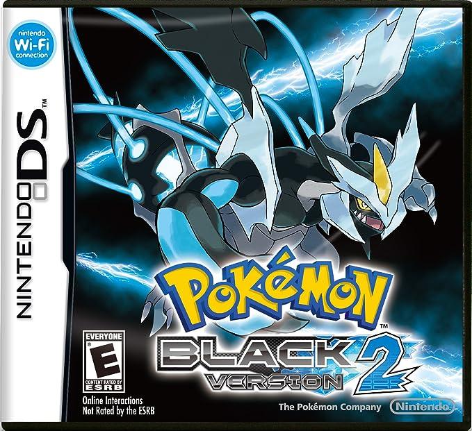 Nintendo Pokemon Black Version 2 - Juego (Nintendo DS, RPG (juego de rol), E (para todos)): Amazon.es: Videojuegos