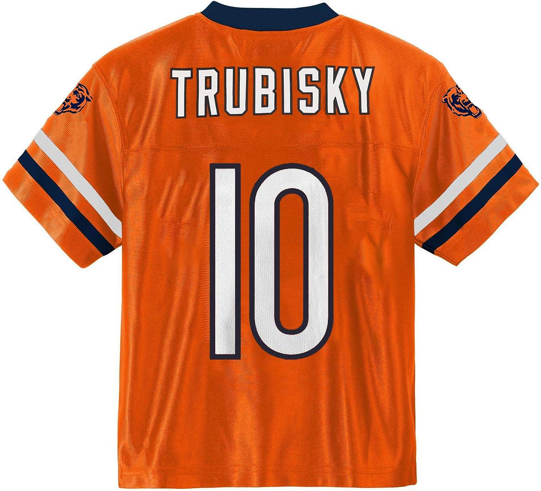 chicago bears orange jersey