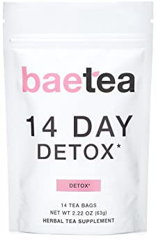 Baetea 14-Day Detox Tea
