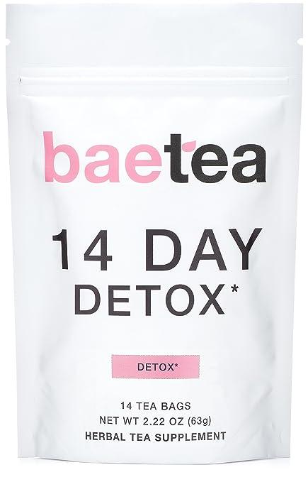 Baetea 14-Day Detox Herbal Tea...