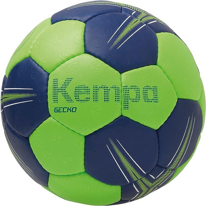TALLA 3. Kempa Gecko Balón de Juego y Entrenamiento, Unisex Adulto