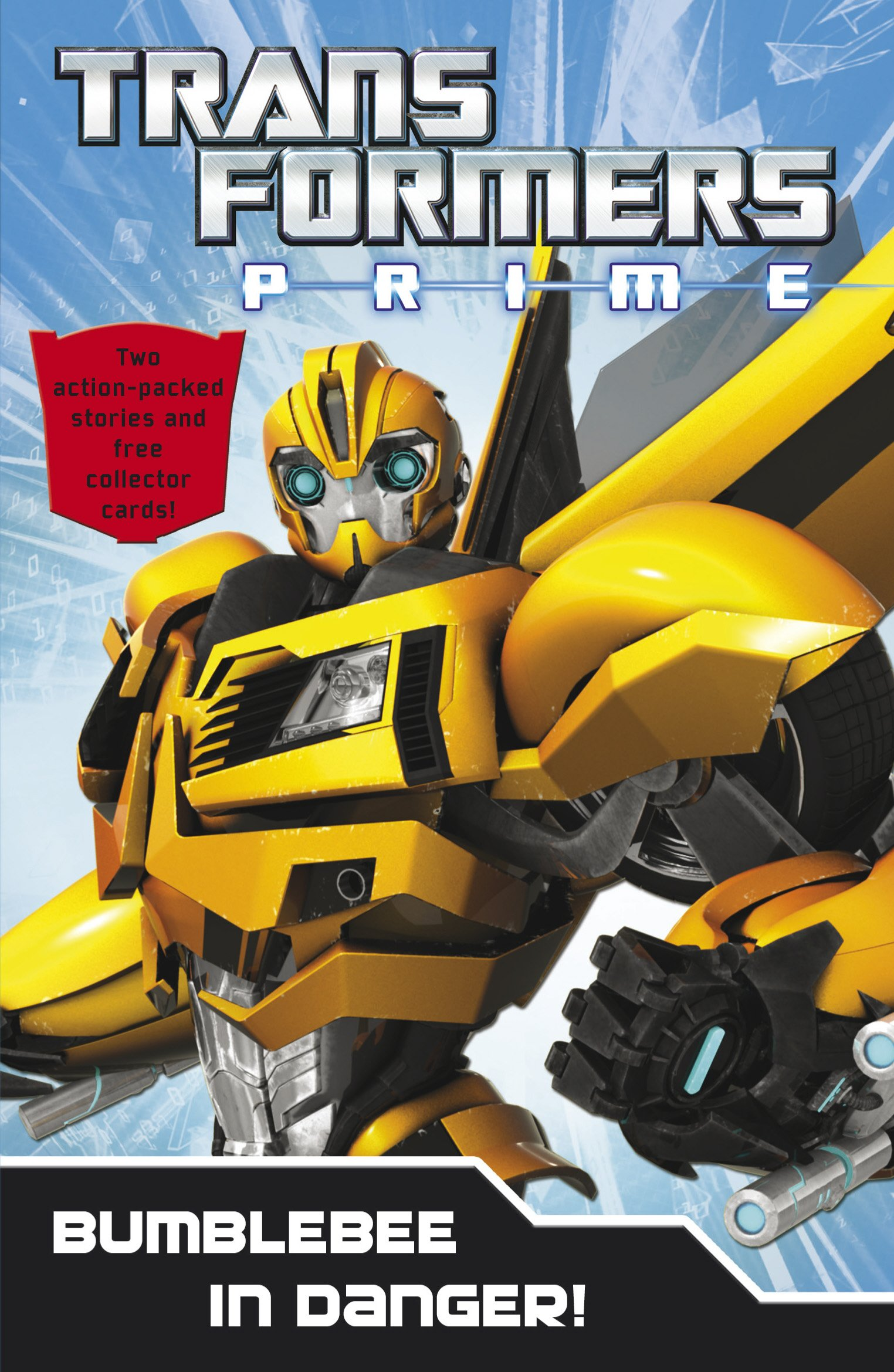 transformers prime bumblebee in danger hasbro entertainment licensing france