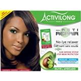 Activilong Actirepair Défrisant sans Soude Olive et Avocat Bio Normal Regular