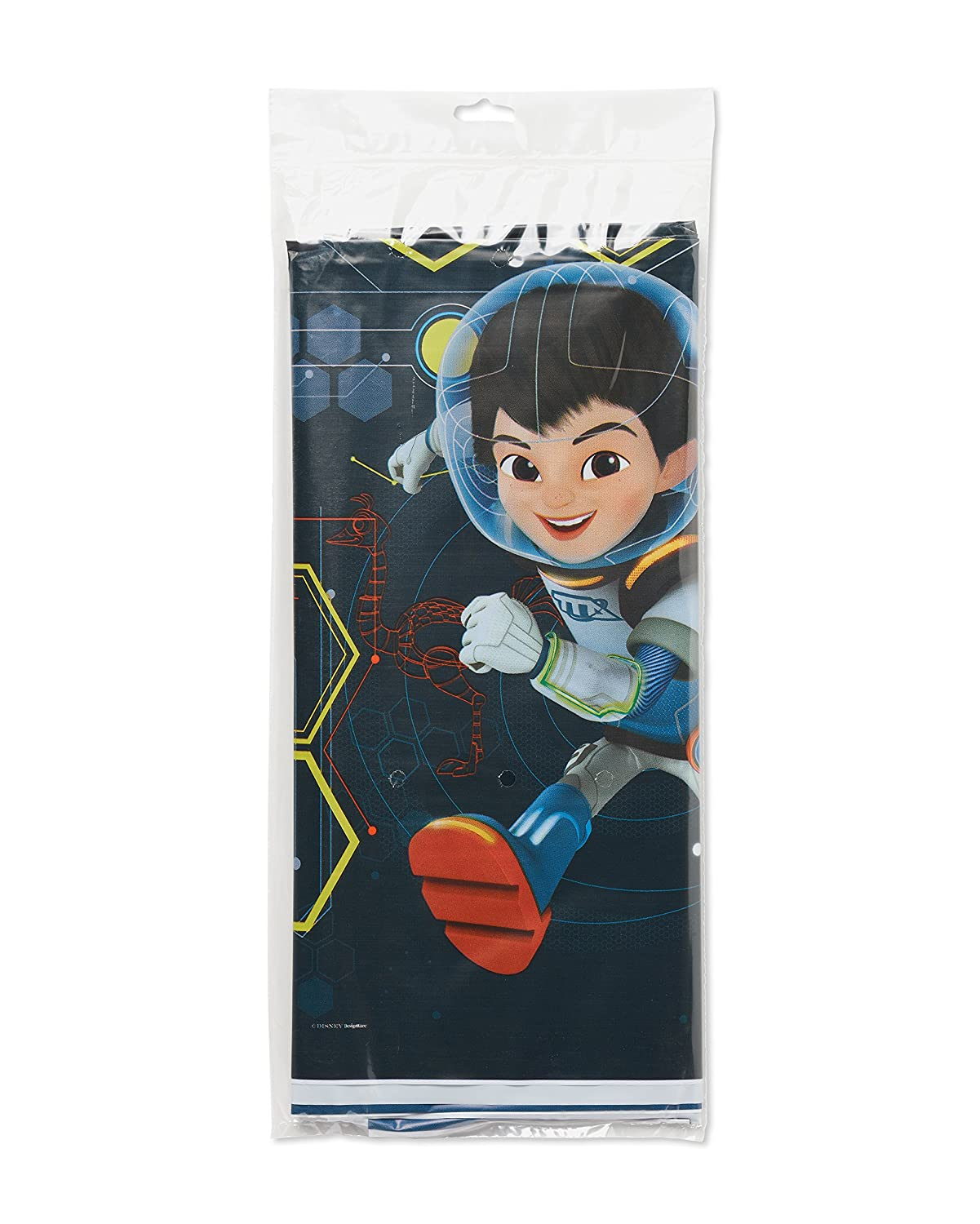 American Greetings Disney Miles from Tomorrowland Paper Dinner Plates Toys 5537890 8-Count American Greetings