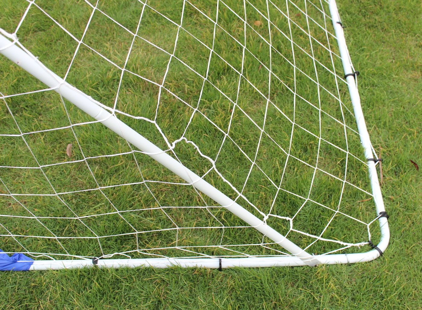 KLB Sport 8' x 5' Steel Soccer Goal - Portable Soccer Net with Carry Bag by KLB Sport (Image #4)