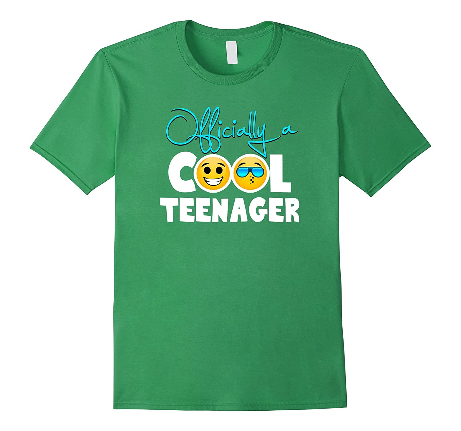 Emojicon 13th birthday gifts for teenagers age 13 boys Tee