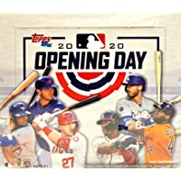 $48 » 2020 Topps Opening Day MLB Baseball box (36 pks/bx)