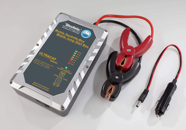 Mobile Starthilfe Box Jump Starter Ultracap Msb300a Auto