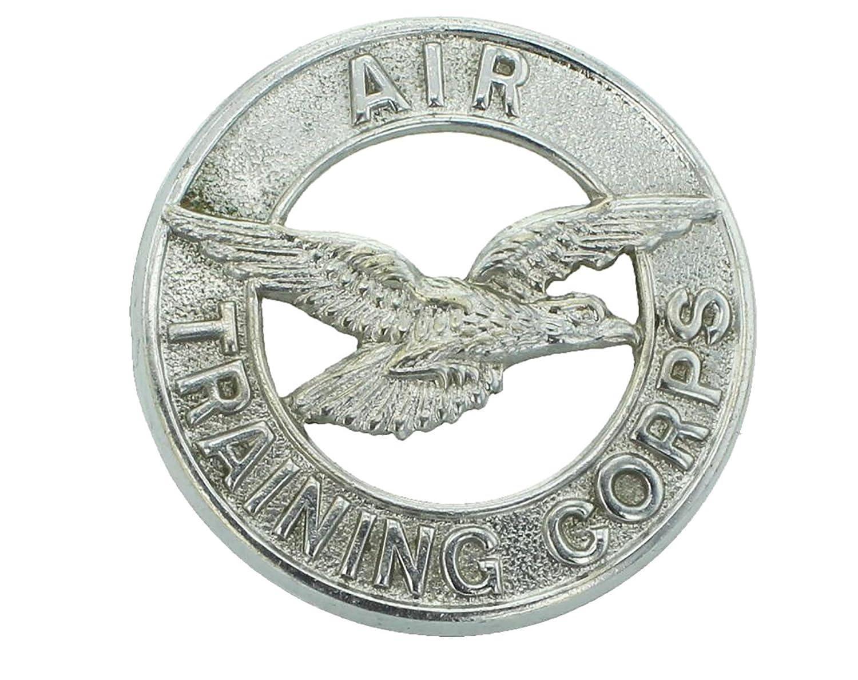 6b3baa4320a89 Air Training Corp ATC Royal Air Force Cadets RAF Beret / Cap Badge:  Amazon.co.uk: Kitchen & Home