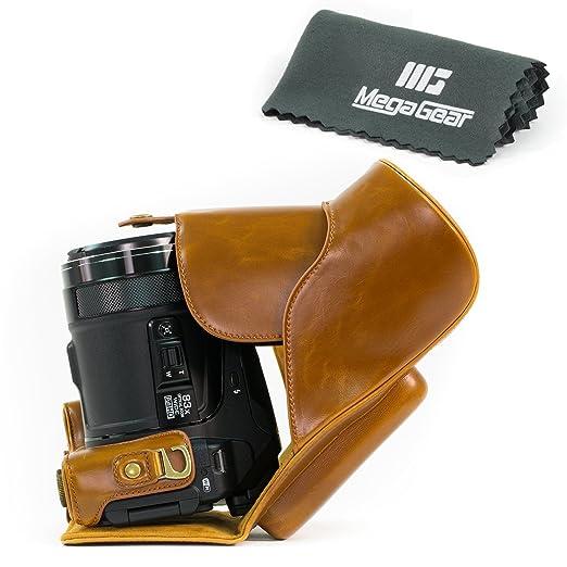 2 opinioni per MegaGear Fotocamera Custodia Pelle Borsa Per Nikon COOLPIX P900, Nikon COOLPIX
