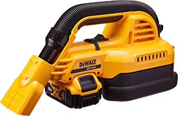 DeWalt DCV517M1 20V MAX 1/2 Gal Wet/Dry Portable Vacuum Kit