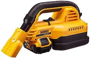 DEWALT DCV517M1 20V MAX Cordless 1/2 gallon Wet/Dry Portable Vac Kit