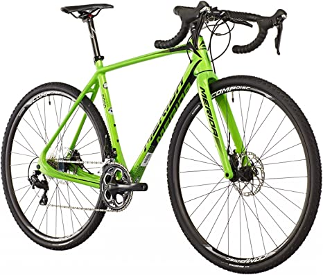 Merida Cyclo Cross 5000 - Bicicletas ciclocross - verde/negro ...