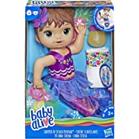 Baby Alive Deniz Kızı Bebeğim, Kumral