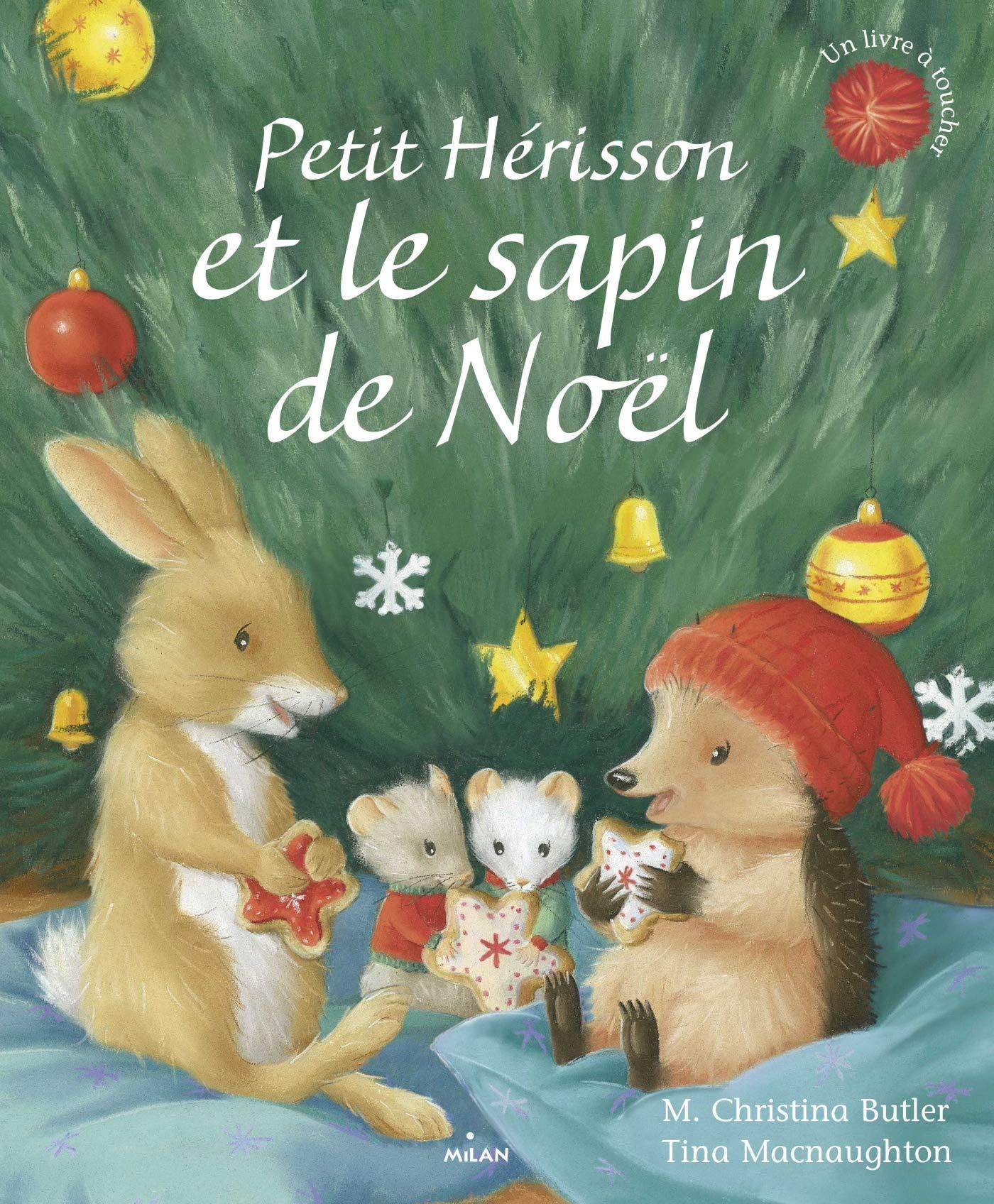 Petit Herisson Petit Herisson Et Le Sapin De Noel