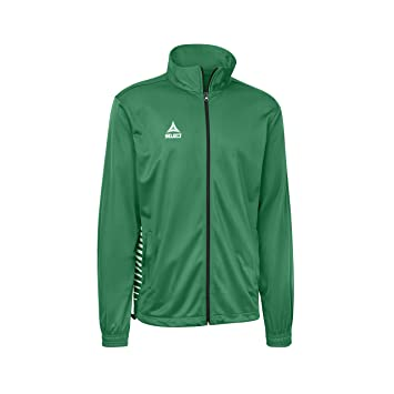 Select Zip Jacket Mexico - Chaqueta de chándal para Adulto, Unisex ...