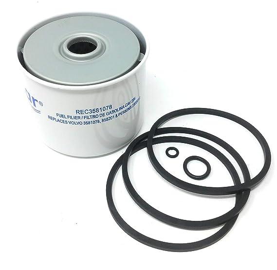 Filtro decantador primario a cartucho completo (tipo cav296): Amazon.es: Electrónica