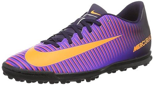 d148042846c45 Nike Zapatos Fútbol Hombre Mercurialx Vortex III TF-Multicolor ...