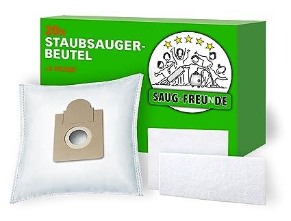 20 10 58// .. 30 Staubsaugerbeutel passend für EIO BS 57// Serie