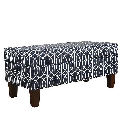 Peachy Amazon Com Benjara Bm195805 Printed Trellis Patterned Ibusinesslaw Wood Chair Design Ideas Ibusinesslaworg