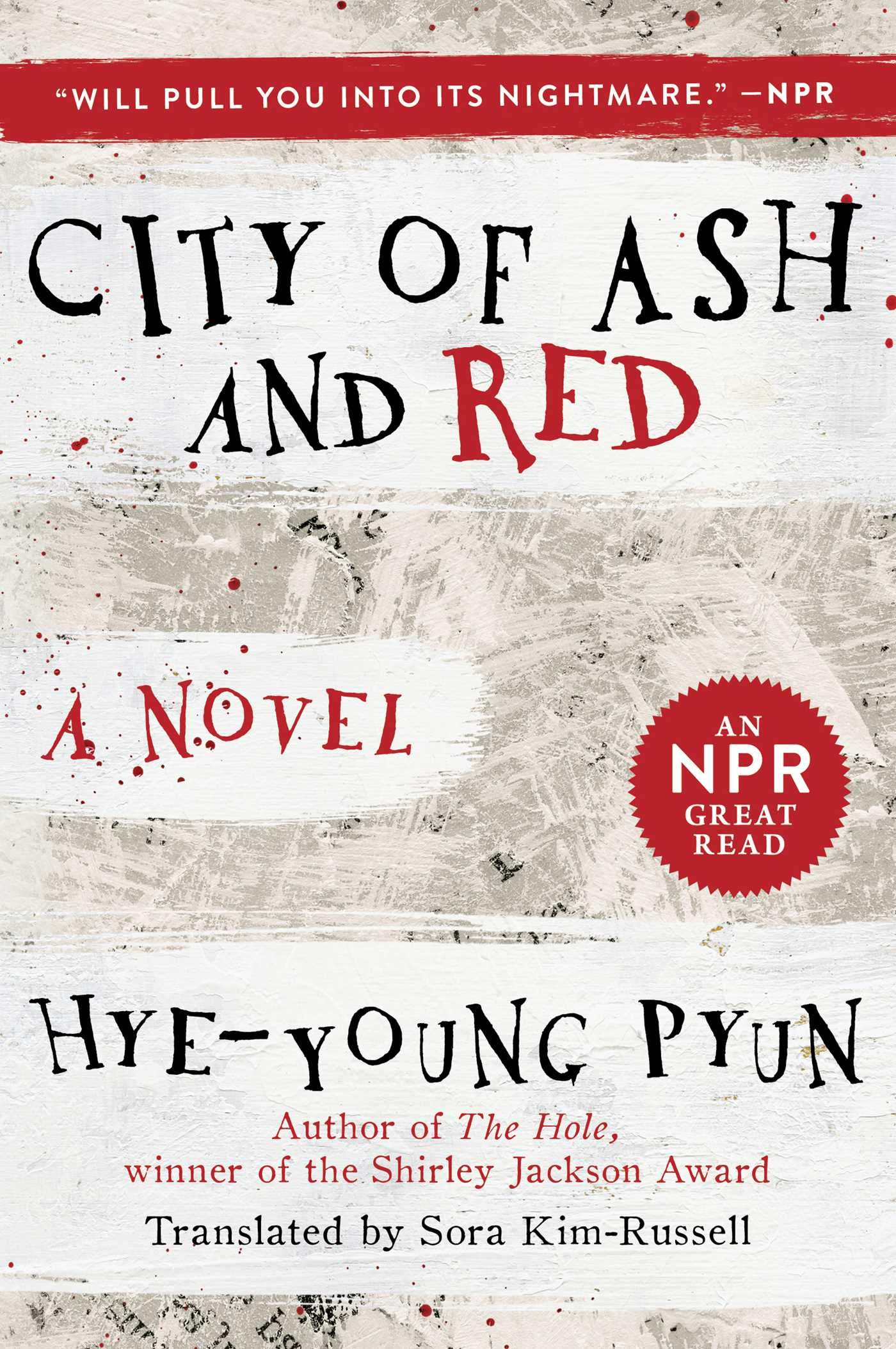 City of Ash and Red: Amazon.es: Pyun, Hye-Young, Kim-Russell, Sora ...