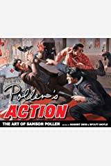Pollen's Action: The Art of Samson Pollen (Men's Adventure Library) Hardcover