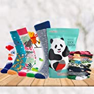 Sock Panda: Subscription for One Surprise Pair of Daring & Bold S