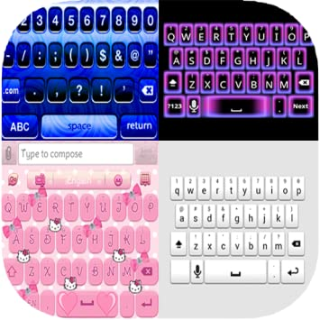 Cool Keyboards Themes
