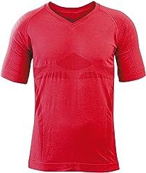 Third of Life Sleepshirt AVIOR - Camiseta de Pijama Transpirable para Hombre (Manga Corta,