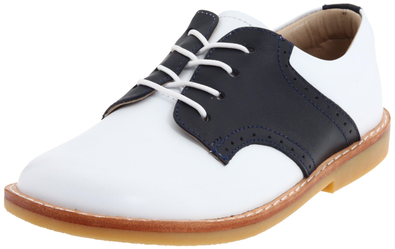 Elephantito Golfers Oxford (Infant/Toddler/Little Kid),White/Navy,11 M US Toddler
