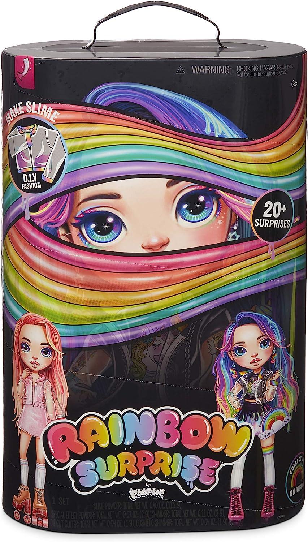 Poopsie 561095 Rainbow Girls (2 Stili, i Colori Possono variare), Multicolore
